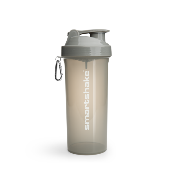 Smartshake 1000ml in Lite Forest Grey