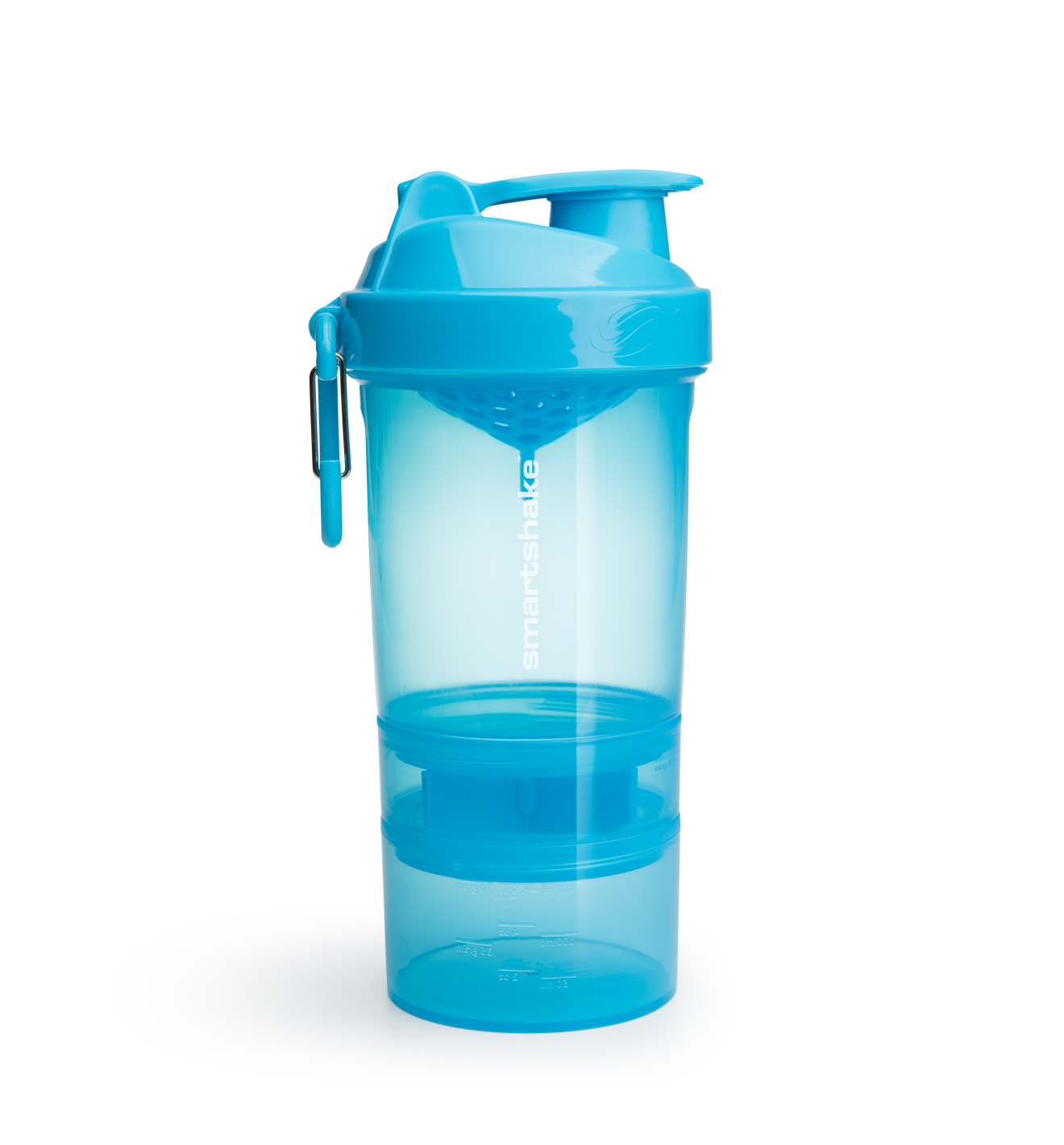 Smartshake Original2Go Neon Blue 600ml