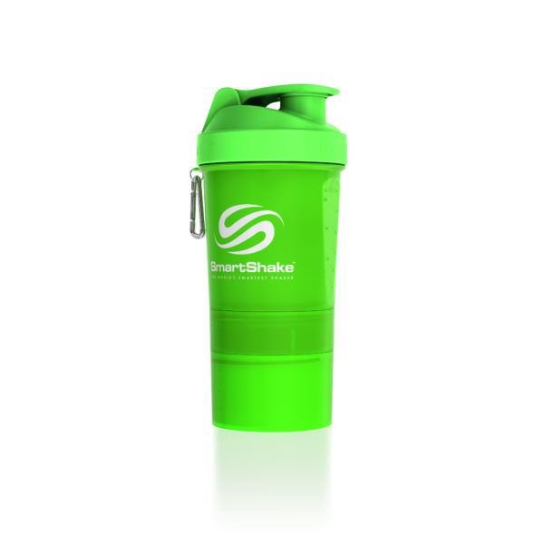 Smartshake Original Neon Green 600ml